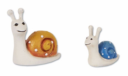 Mini Snail Family set