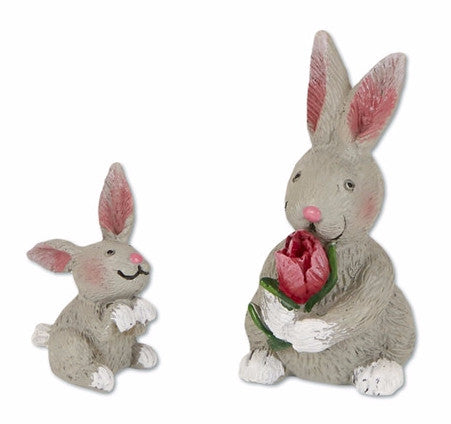 Mini Rabbit Family set