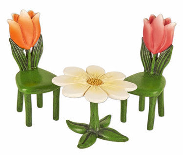 Mini Tulip Table and Chairs set