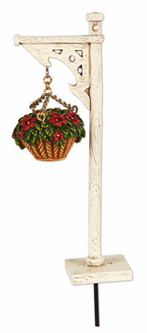 Mini Hanging Basket with Stand