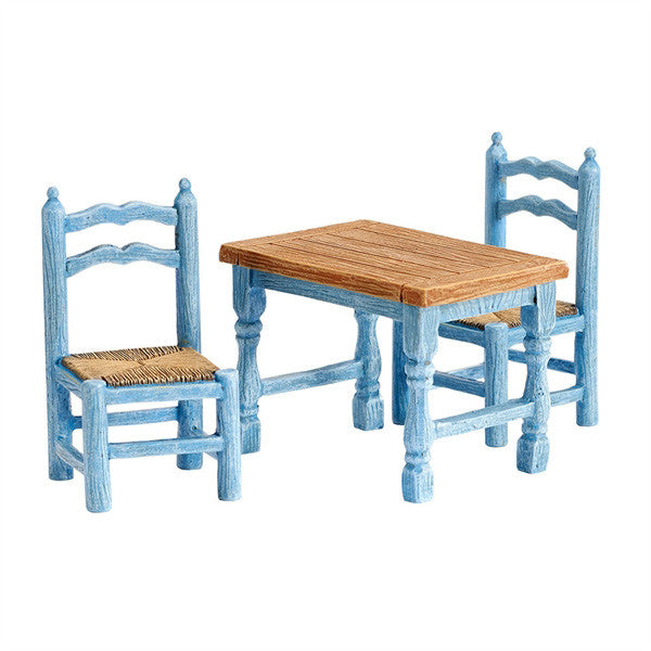 Mini Farm Table and Chairs