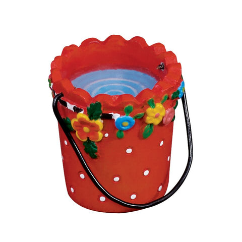Mini Red Pail