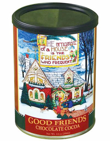 Good Friends Chocolate Cocoa, Large