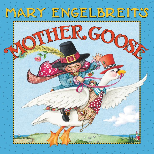 Mother Goose Book, Board Book Edition