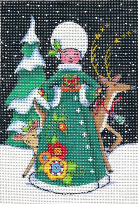 Needlepoint Canvas: A Small Gift