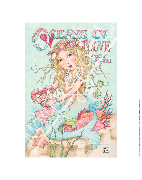 Oceans of Love Fine Art Print
