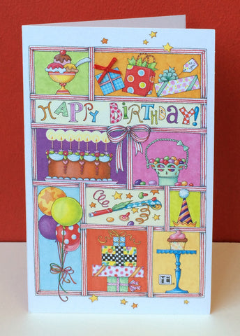 One Day Isn't Enough Birthday Card