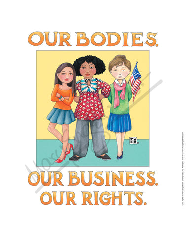 Our Rights Fine Print