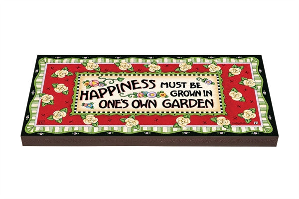 Happiness Must Be Art Paver