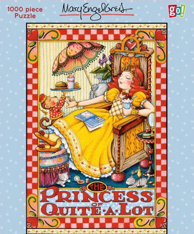 Princess of Quite A Lot Puzzle