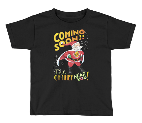 """Coming Soon"" Little Kids T-Shirt"