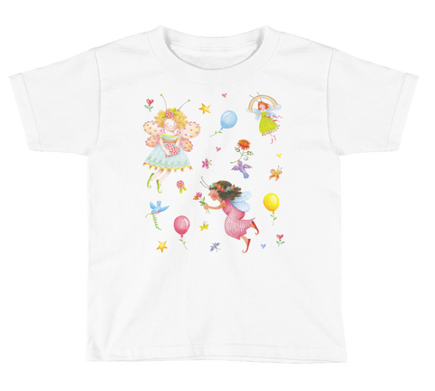 """Fairies Afloat"" Little Kids T-Shirt"