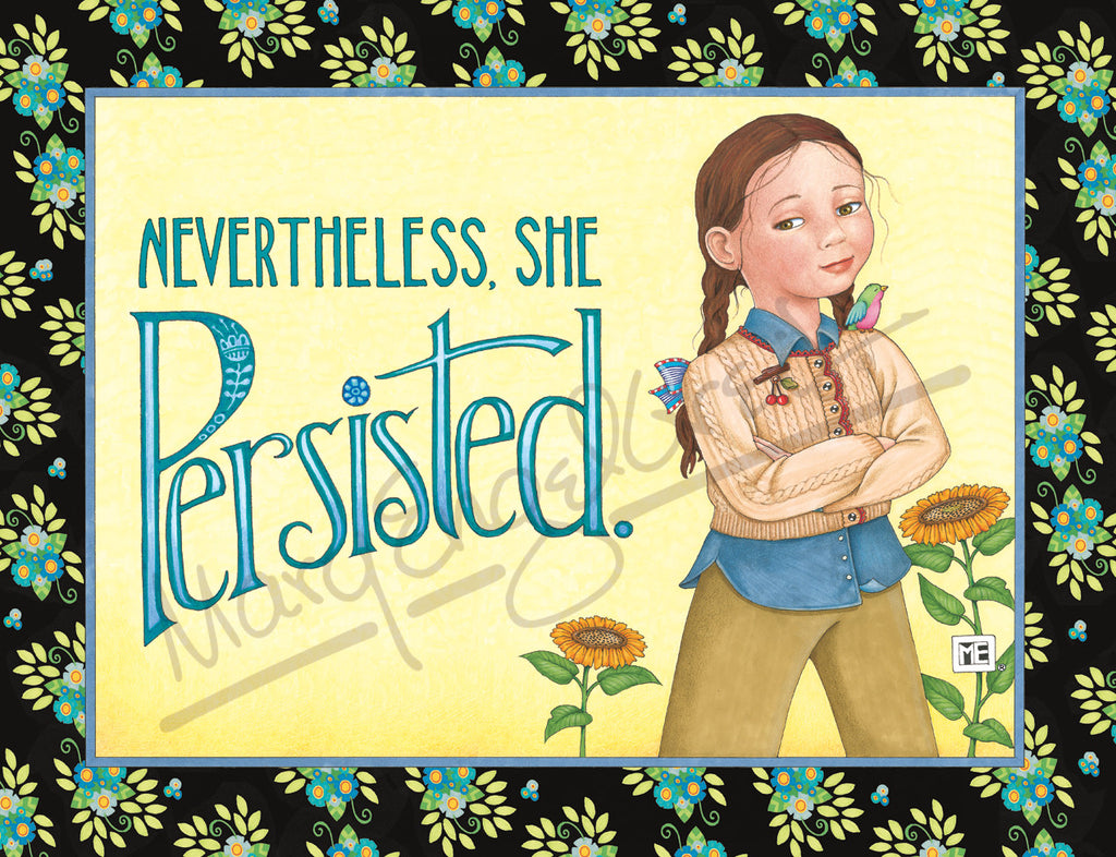 She Persisted Magnet