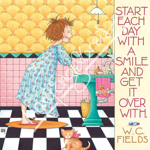 Start with a Smile Magnet