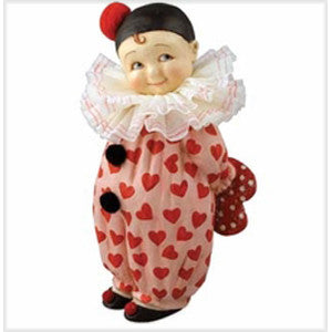Valentine Clown, Small