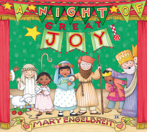 A Night of Great Joy Christmas Book