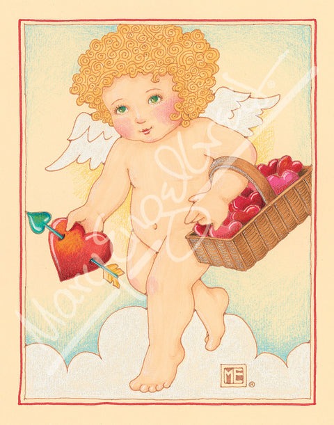 The Cherub Magnet