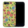 Phone or Tablet Case/Skin: Button Flowers