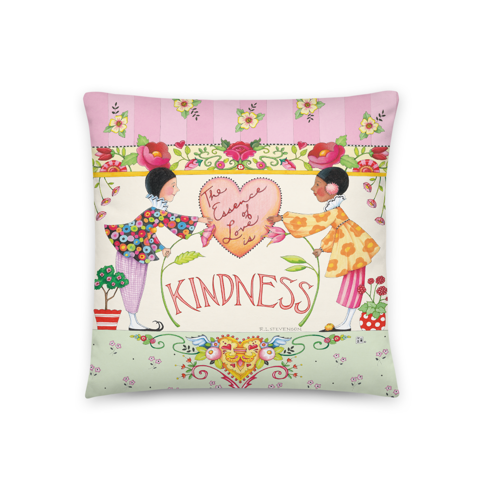 Essence of Love Pillow
