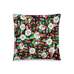 """Cherry Daisy"" Pillow"