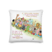 """Table of Kindness"" Pillow"
