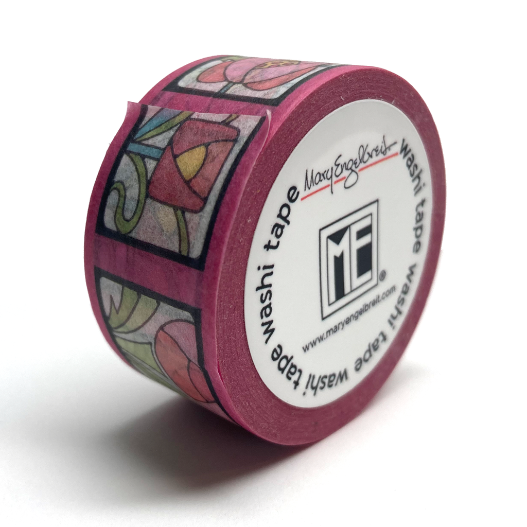 Deco Roses Washi Tape