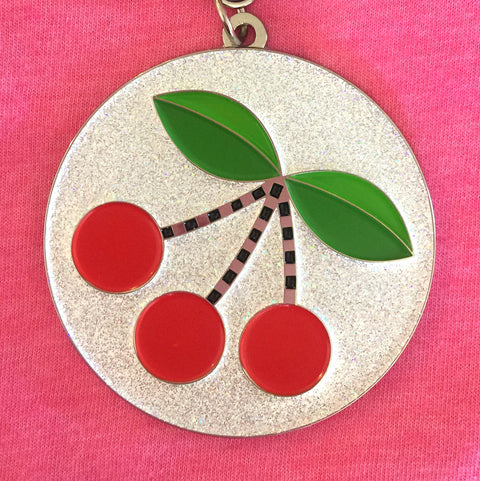 Cherry Bunch Ornament