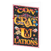 Congrat-You-Lations Greeting Card