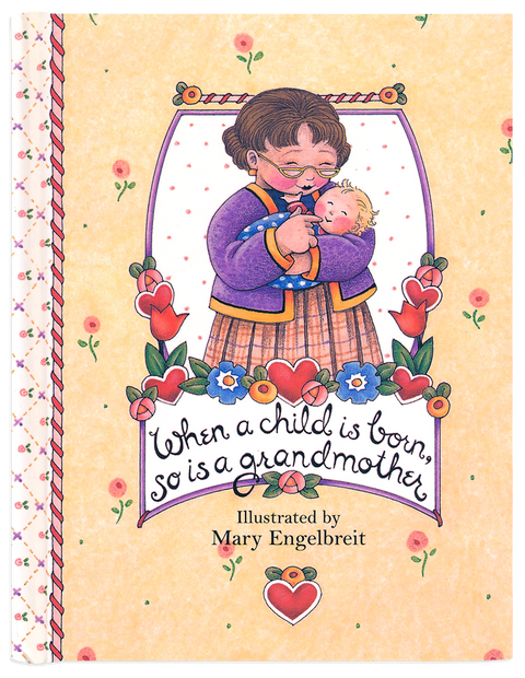 When a Child Is Born Gift Book