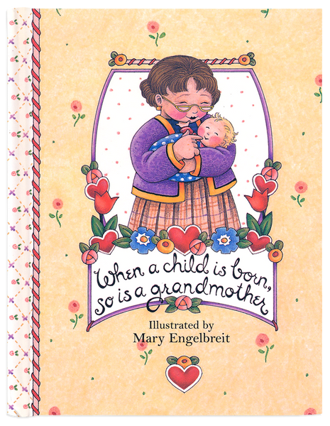 - When A Child Is Born Gift Book – Mary Engelbreit