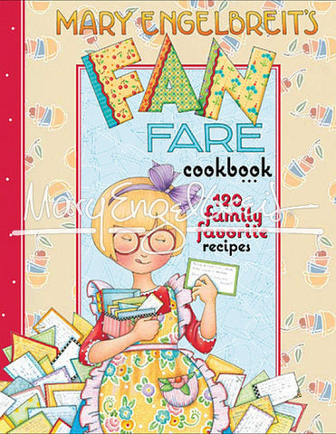 Fan Fare-120 Family Favorites Cookbook