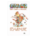 Grace Thanksgiving Greeting Card