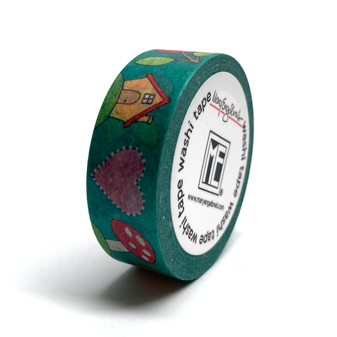 Iconic Mary Washi Tape