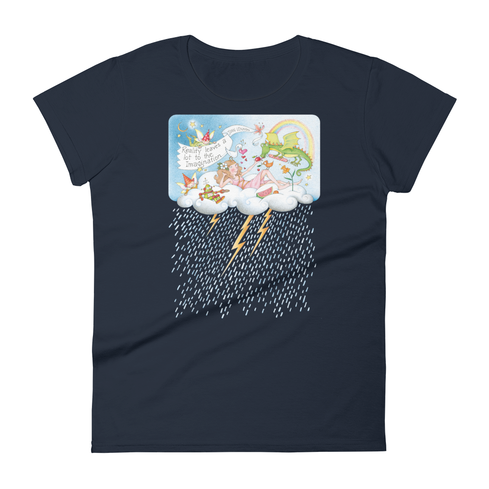 """Imagination"" Women's T-shirt"