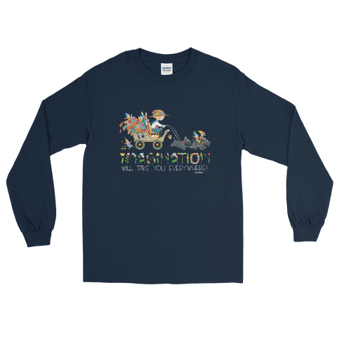 """Journey of Imagination"" Long Sleeve Shirt"
