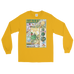 """Flowers, Garden, Fresh Air"" Long Sleeve Shirt"