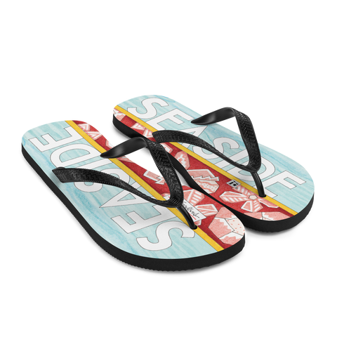 At the Seaside Flip-Flops