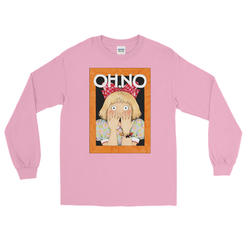 """Oh No"" Long Sleeve Shirt"