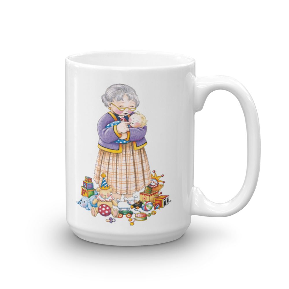 """Grandmother"" Mug"