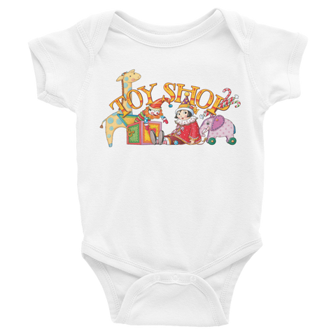 """Toy Shop"" Infant Bodysuit"