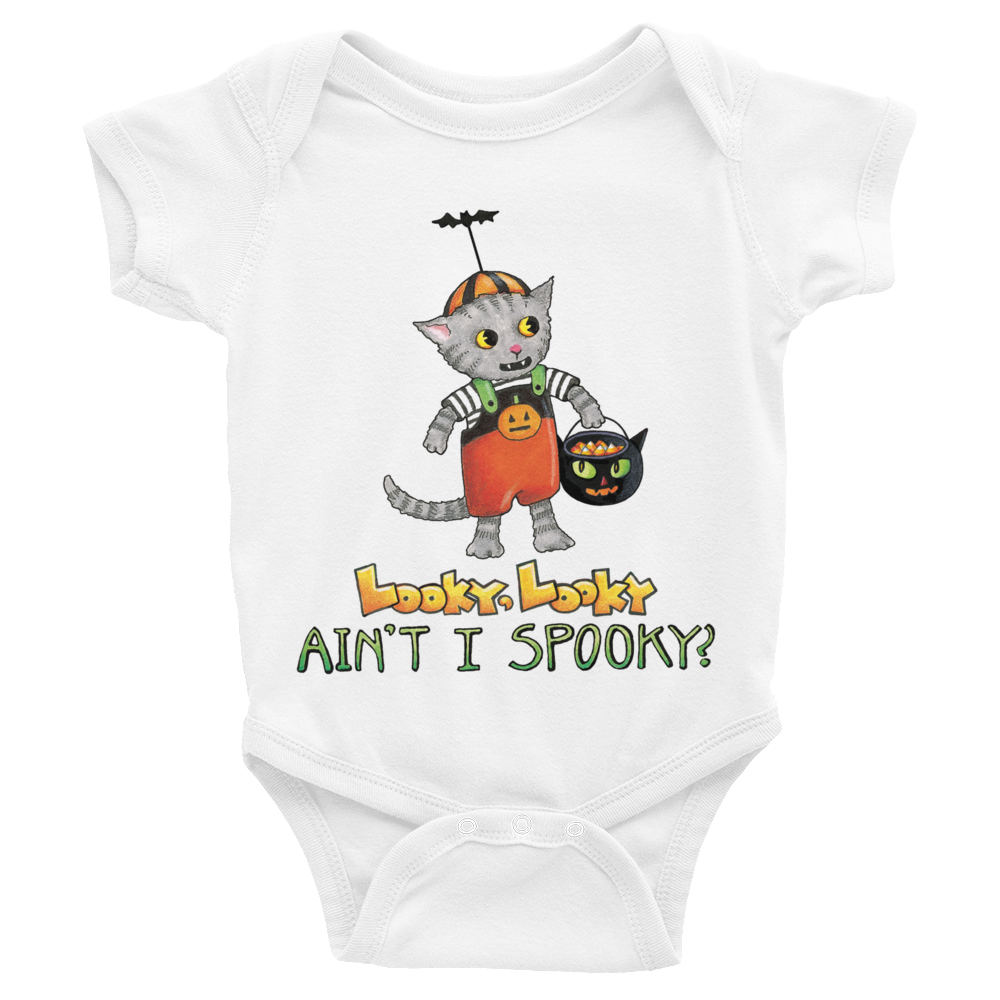 """Ain't I Spooky"" Infant Bodysuit"