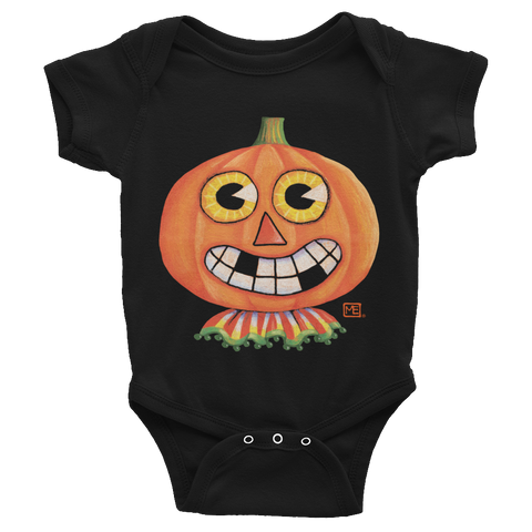 """Pumpkin"" Infant Bodysuit"