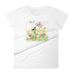 """Flower Power"" Women's T-shirt"