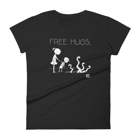 """Free Hugs"" Women's T-shirt"