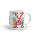 "A Merry Little Christmas ""Letter X"" Mug"