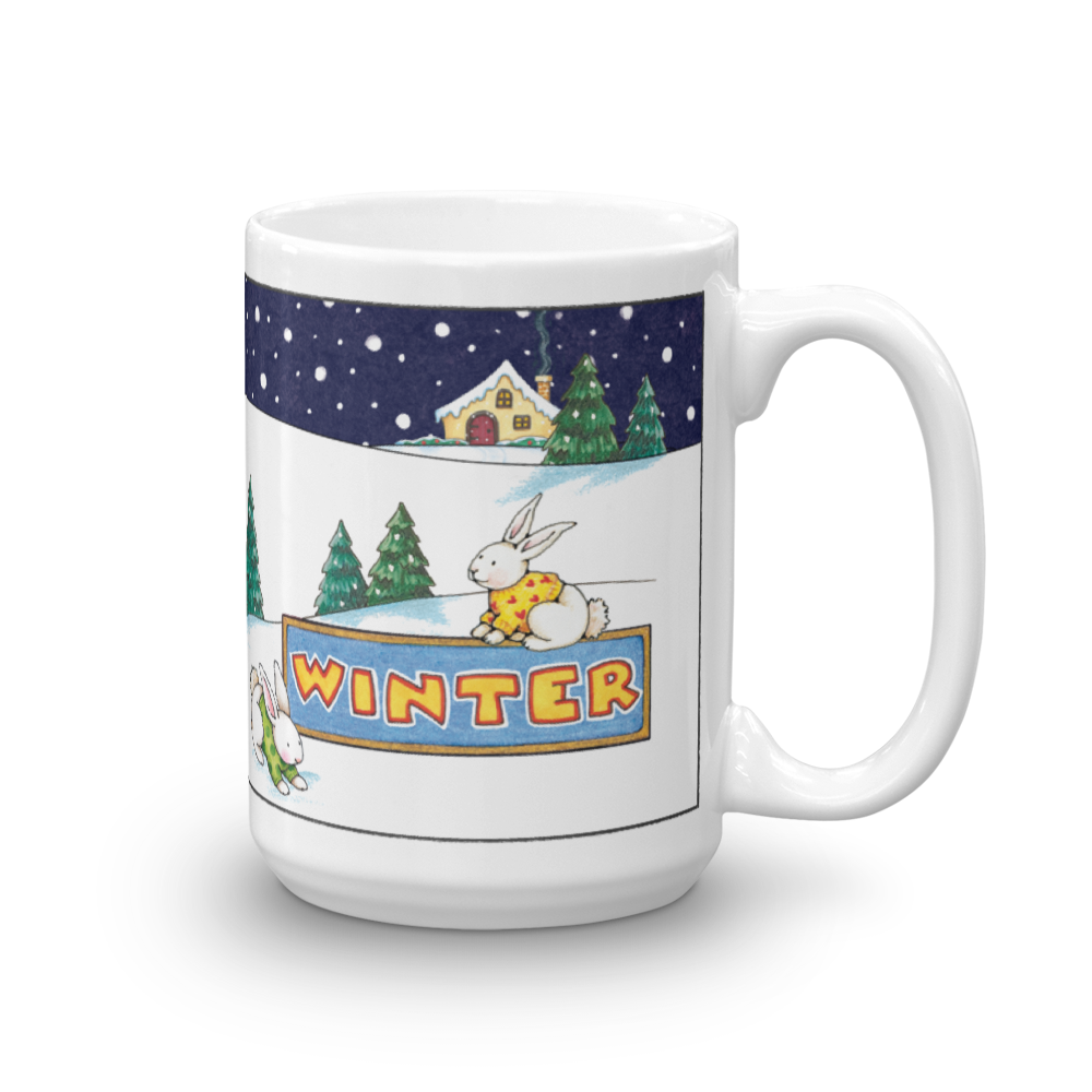 """Ann Estelle Winter"" Mug"