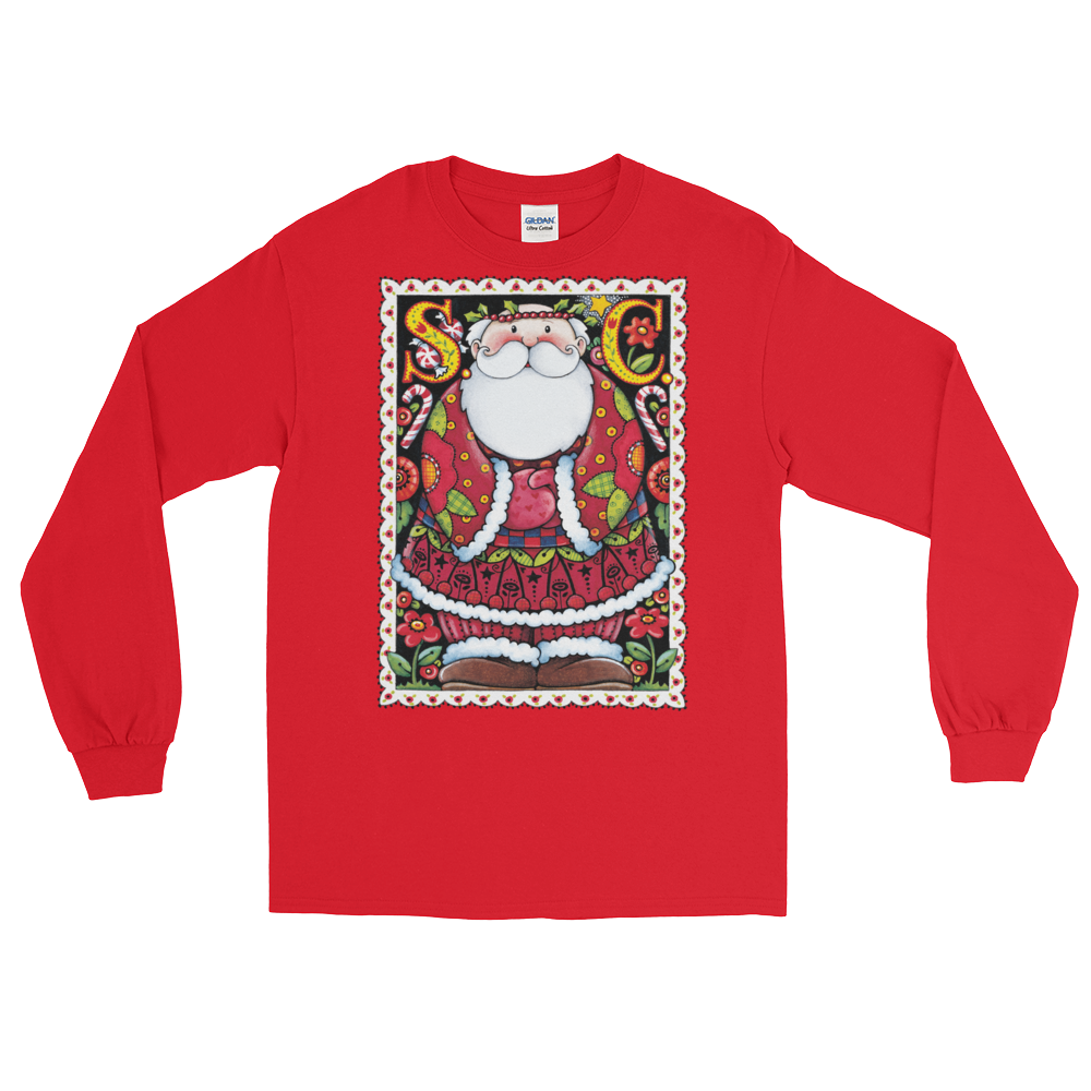 """Jolly Old SC"" Longsleeve Shirt"