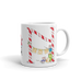 "A Merry Little Christmas ""Letter N"" Mug"