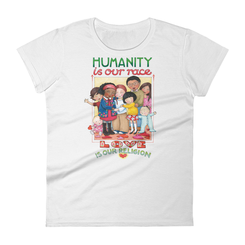 """Humanity"" Women's T-shirt"