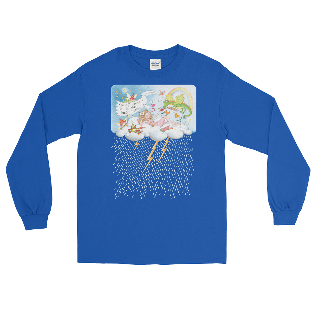 """Imagination"" Long Sleeve Shirt"